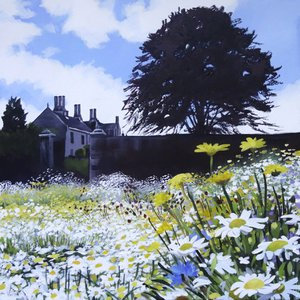 The Garden Beyond The Wall by joseph lynch