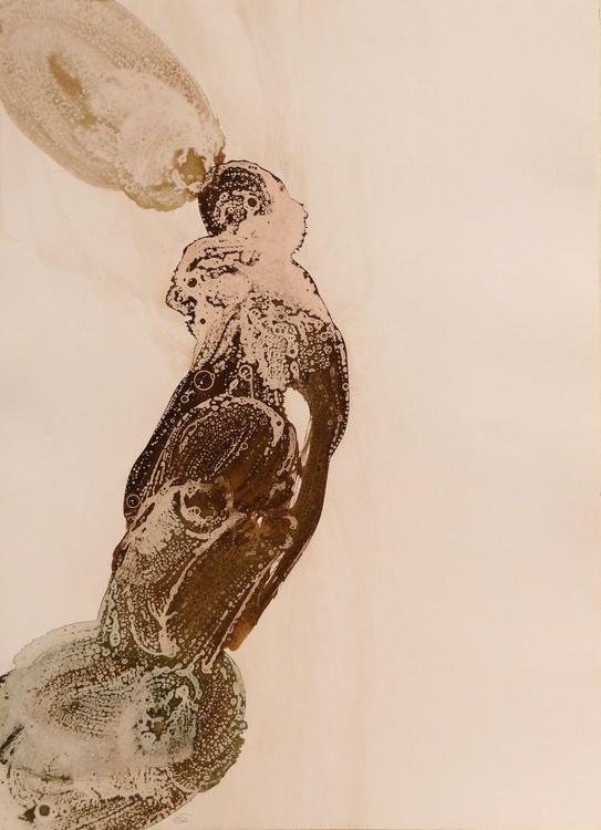 Ink on Paper #31, 42x59 cm - Image 0