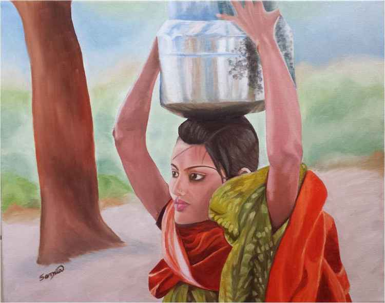 The Water Carrier -