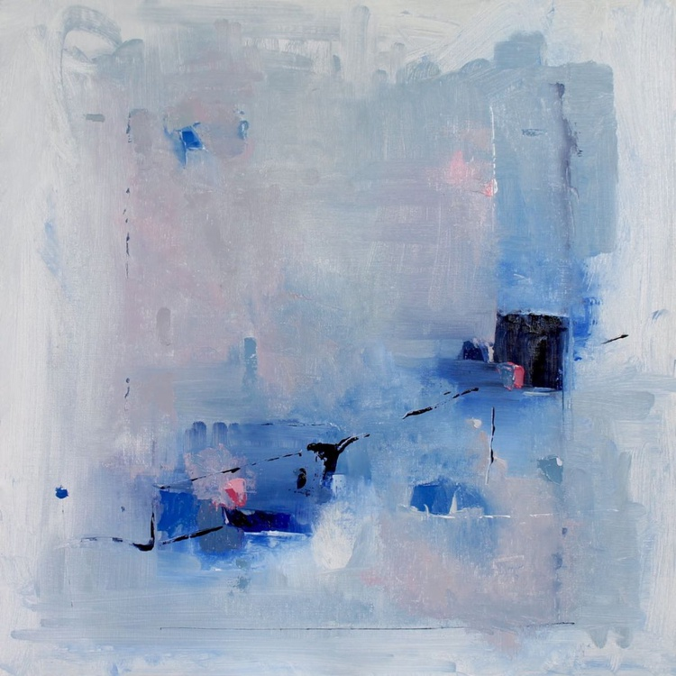 'Abstract Blue' - Image 0