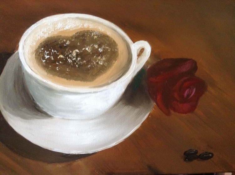 a cup of coffee - Image 0