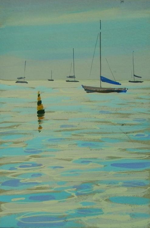 calm. Yacht - Image 0