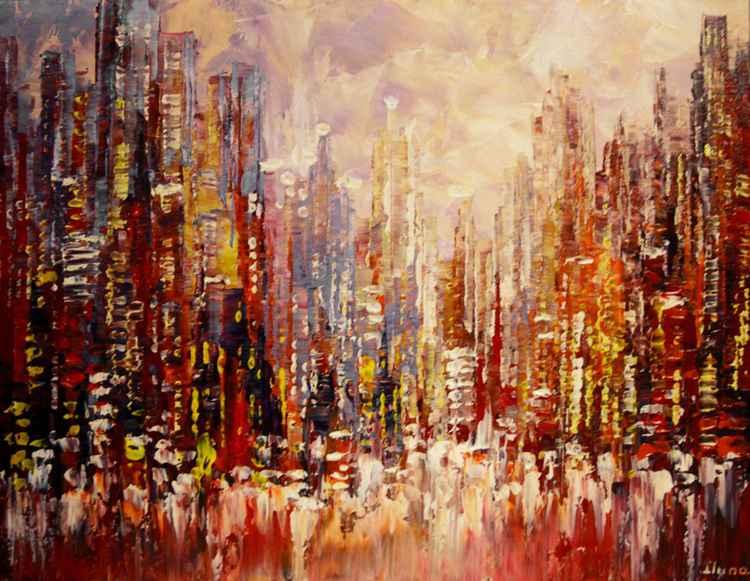 """Urban Enchantment"" -"