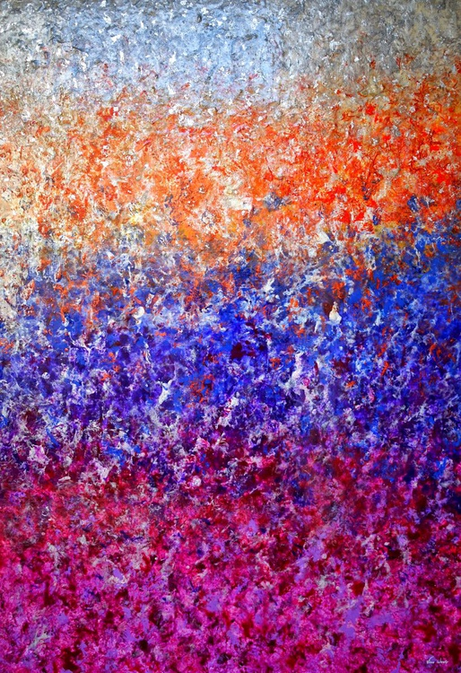 Dying Light | 73x103cm | Ready to Hang - Image 0