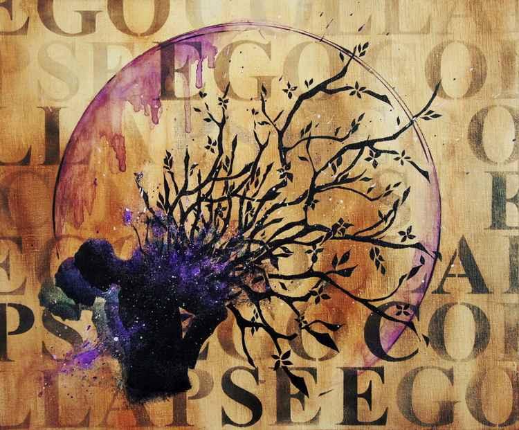 Ego Collapse-black-