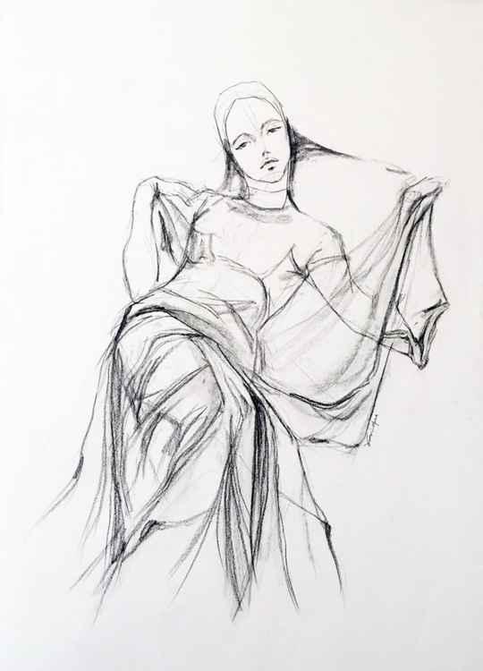 Figure Sketch #1 -