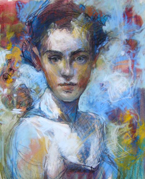 Portrait of a Dancer- Study - Image 0