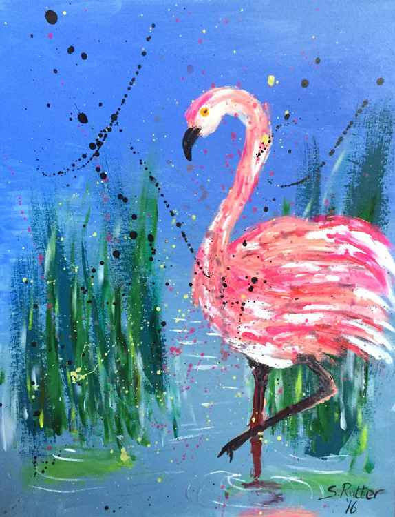 The Flamingo -