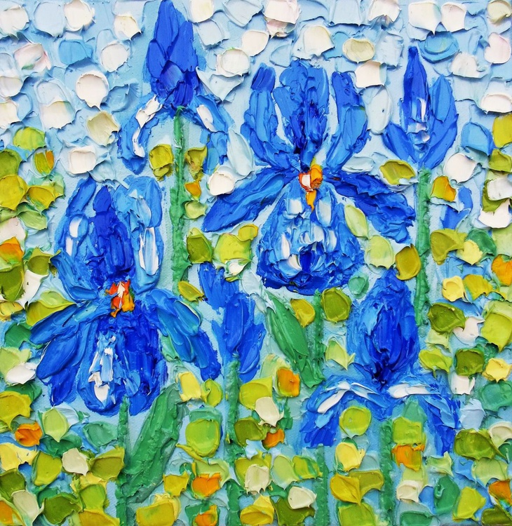 Wild Iris - Image 0