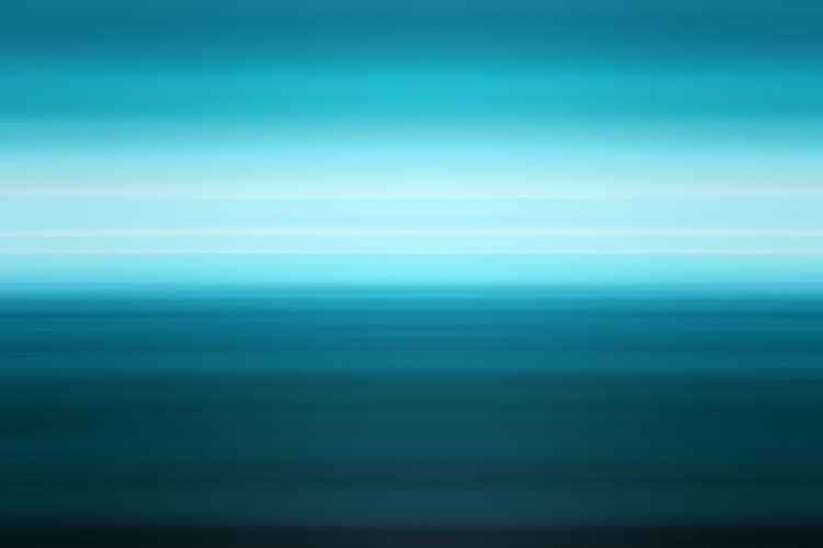 Let Go - Abstract Seascape