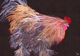 Pecking Order Supervisor by Jennifer Buerkle