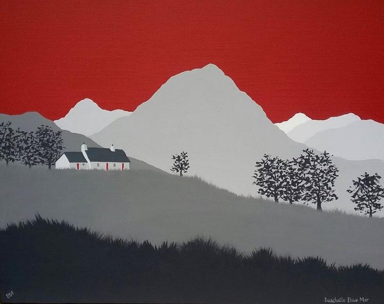 Buachaille Etive Mor, Glencoe, SCOTLAND - Image 0