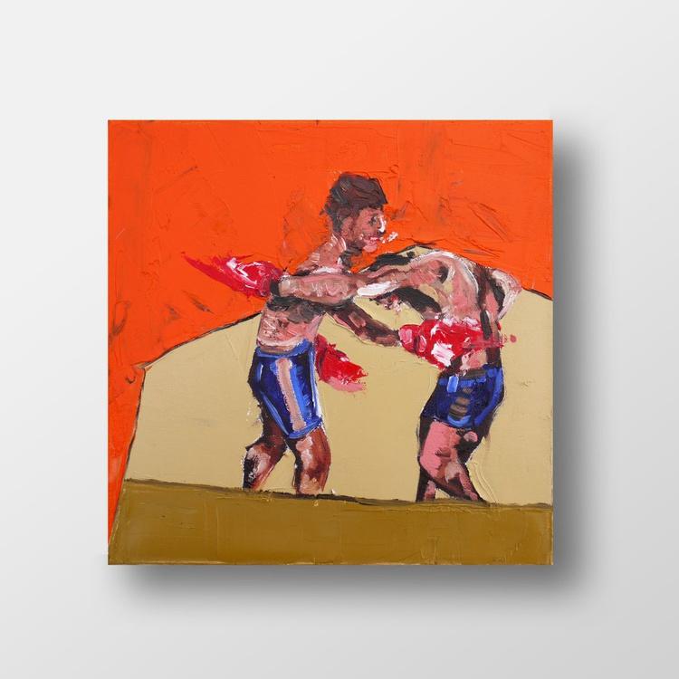 Boxers Study - Image 0