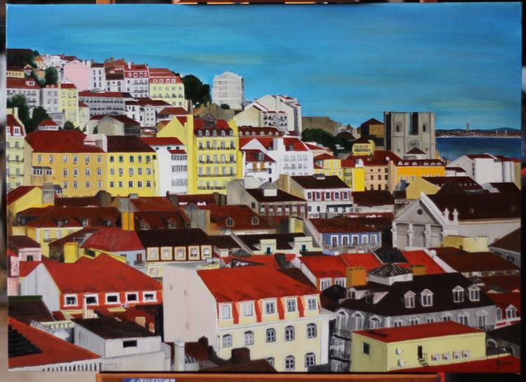 Vista de Lisboa / View of Lisbon - Image 0