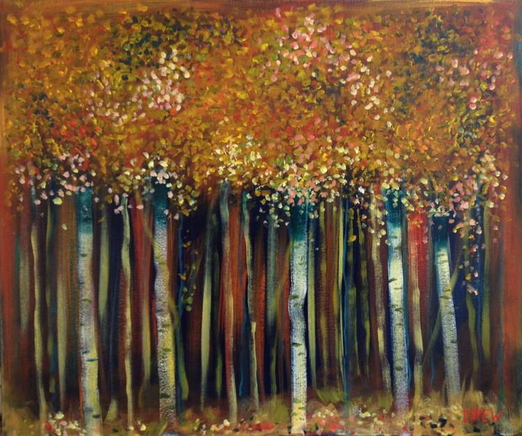 Cinnamon Birches - Image 0