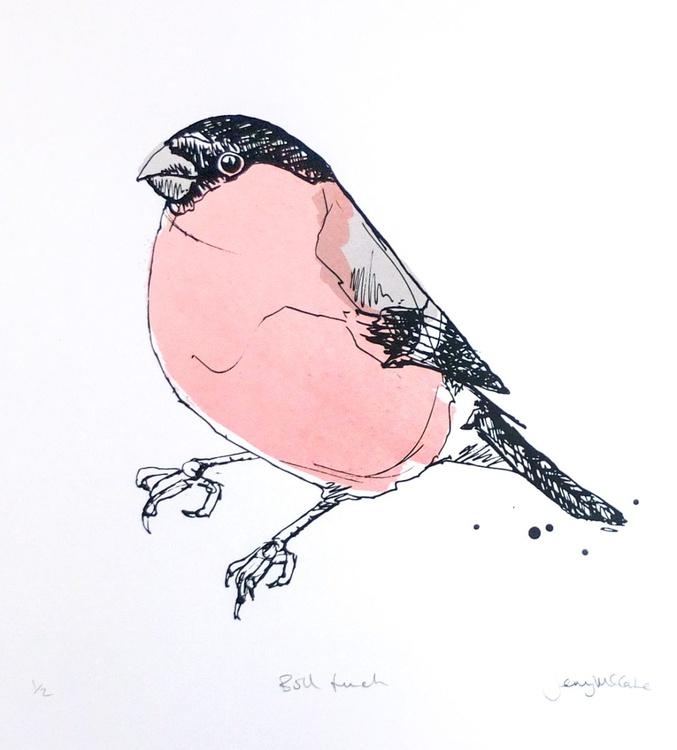 Bull finch - Image 0