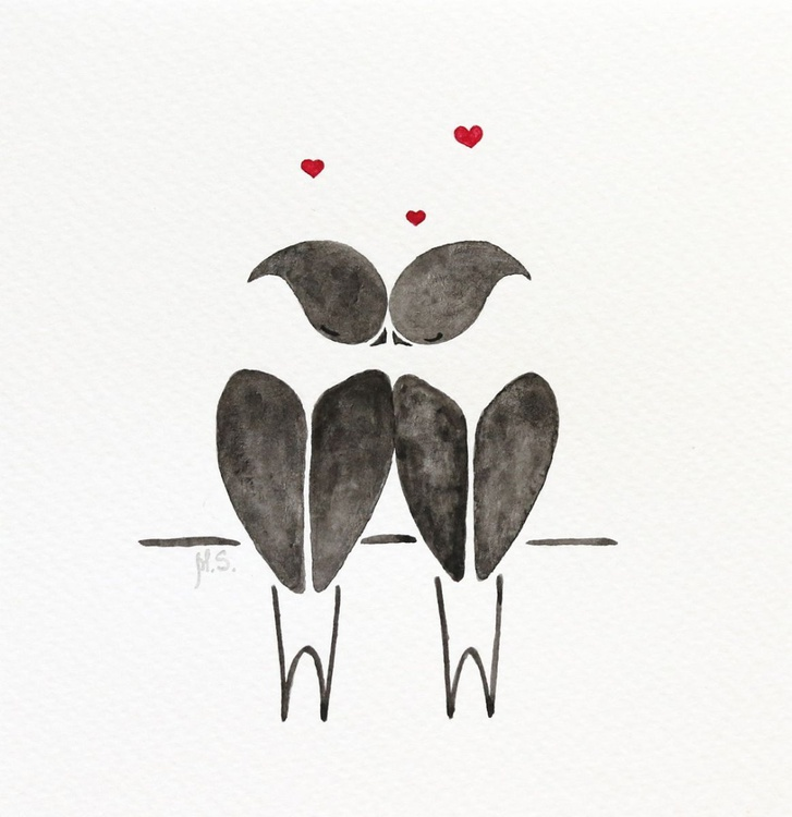 Swallows XII - Image 0