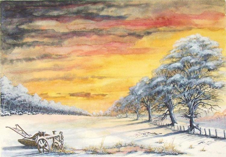 A Winter Scene - Image 0