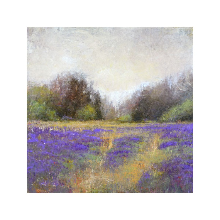Wild Lavender 12x12 inches - Image 0
