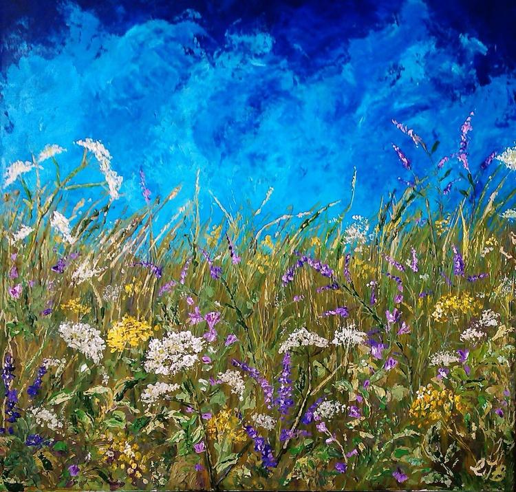Hedgerow flowers - Image 0