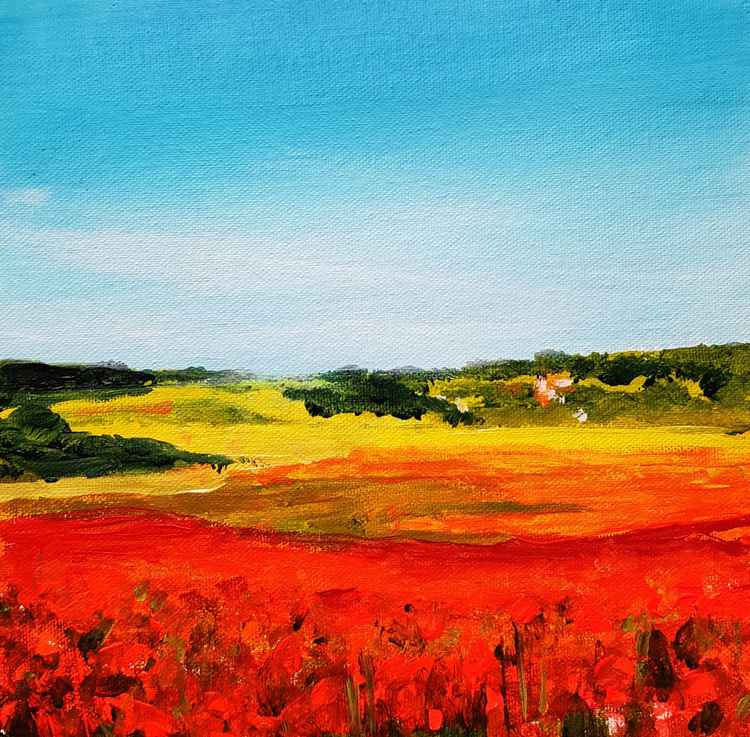 Poppy Fields No.1