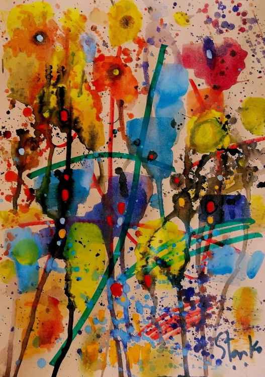 Rainy sketches(on jazz)-I