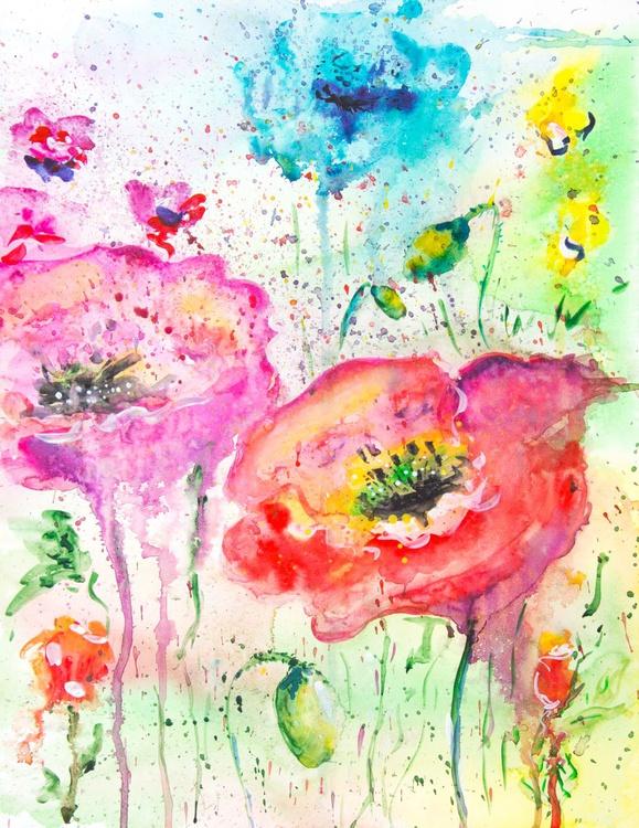 Poppy fantasy - Image 0