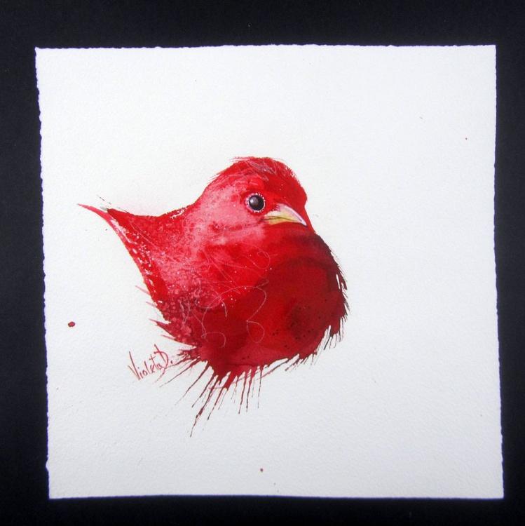 Valentine's Day Bird - Image 0