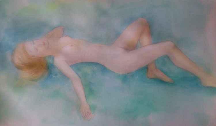 Nude angel -
