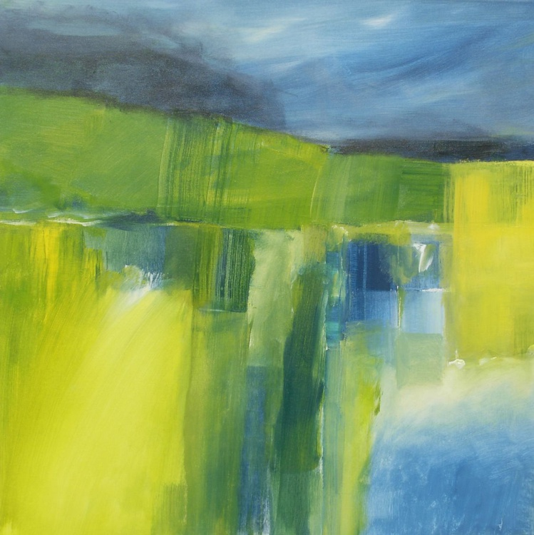 Abstract Surrey Landscape - Image 0