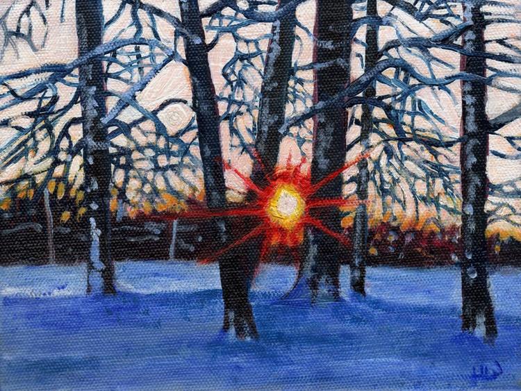 Miniature #6 (Radiant Snow) - Image 0