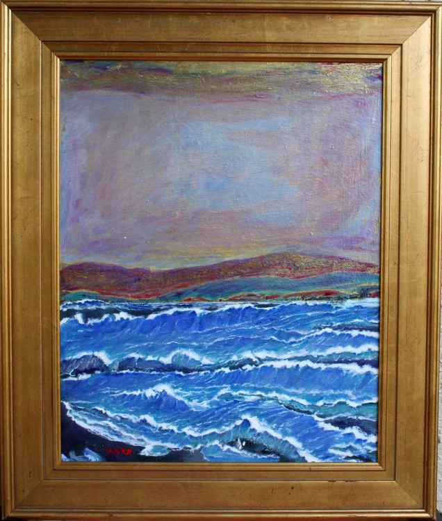 Stormy sea 3
