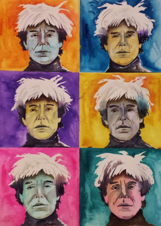 Warhol Overblown - Image 0