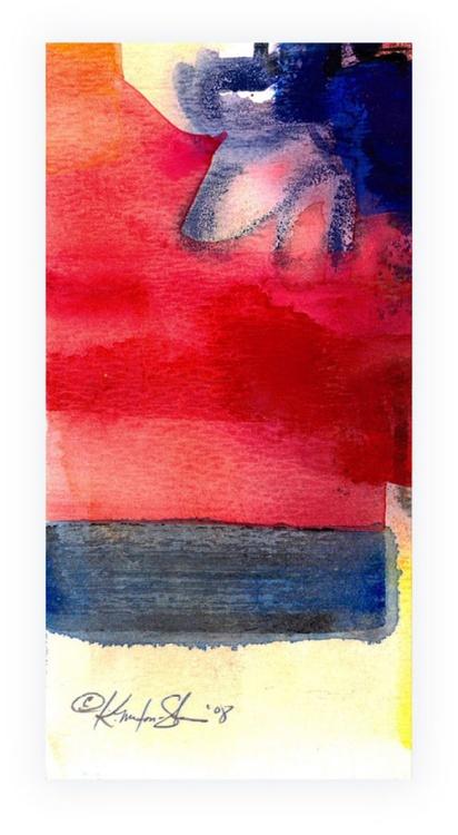 Miniature Abstract No. 203 - Image 0