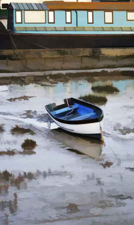 Washed up on the Adur