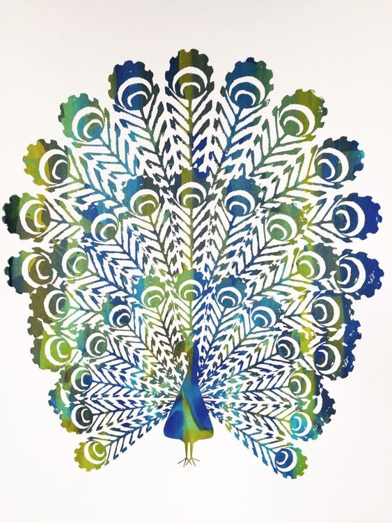 Et... Voila (blue/green) - Image 0