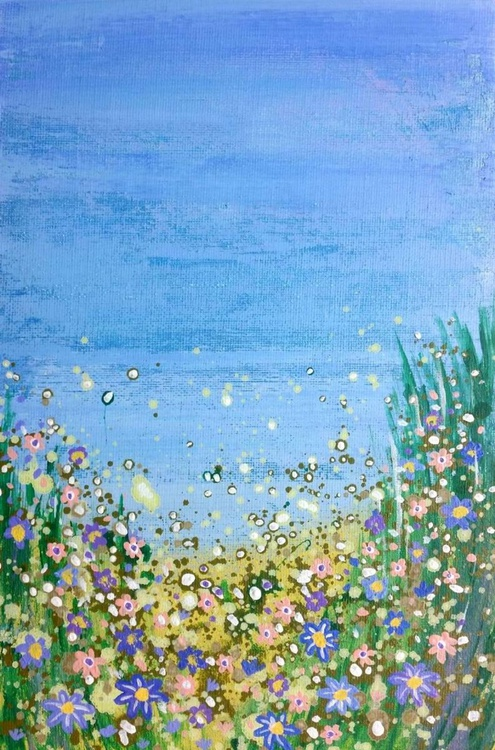 Wild Flowers to the Sea - Image 0
