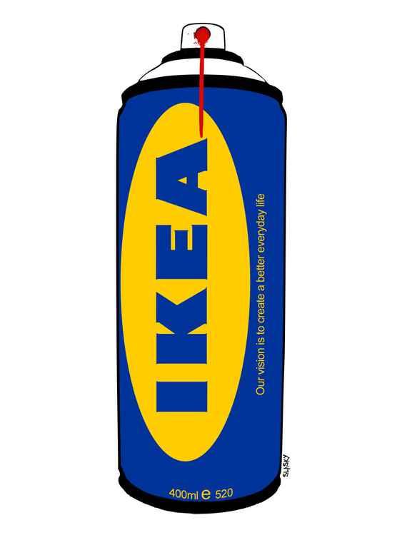 Ikea Can