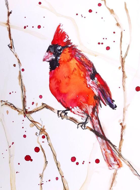 """""""Northern Cardinal"""" - Image 0"""