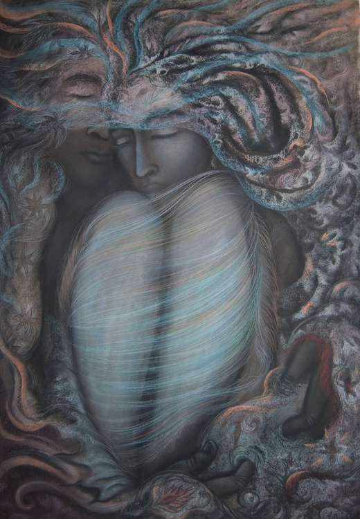 Lovers enclosed - Image 0