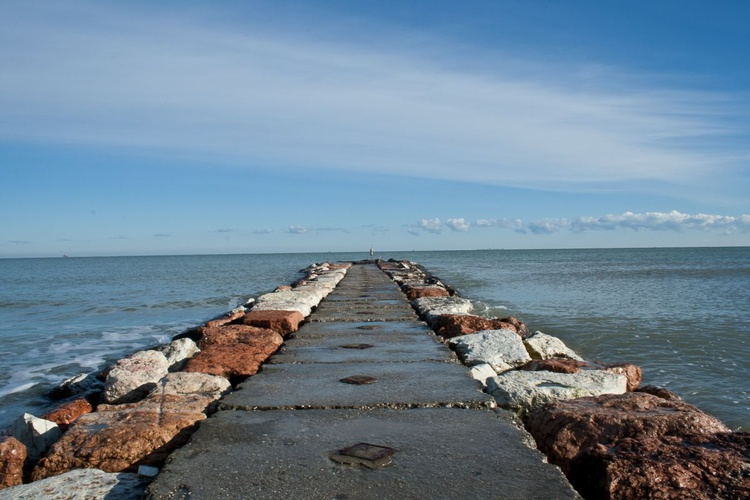 pathway in the sea - Image 0