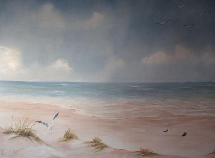 Gulf Coast Seagulls - Image 0