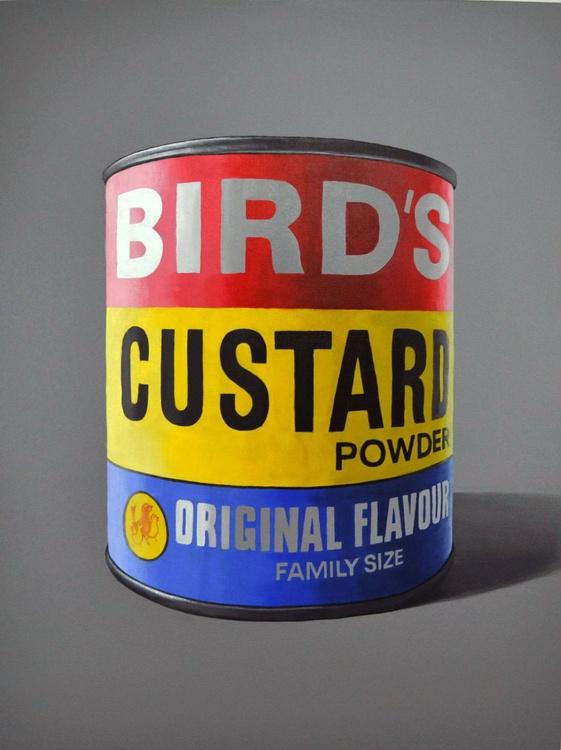 Vintage Birds Tin - Image 0
