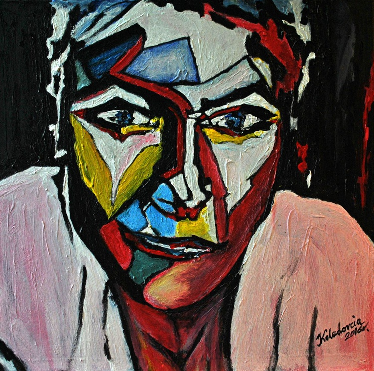 Picasso's face - Image 0