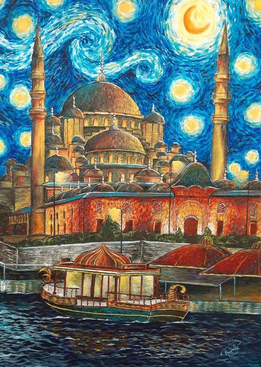 Starry Night over Istambul - Image 0