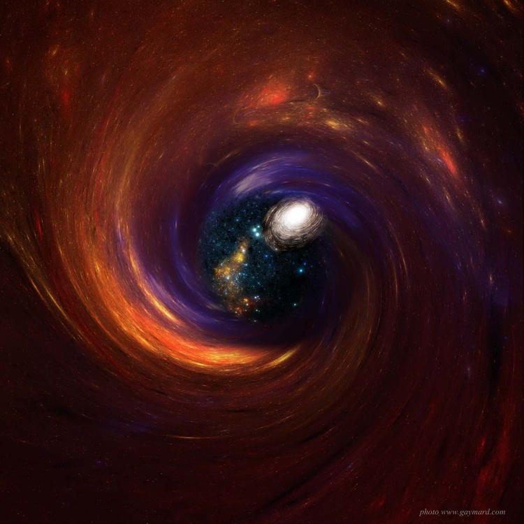 In the black hole - Image 0