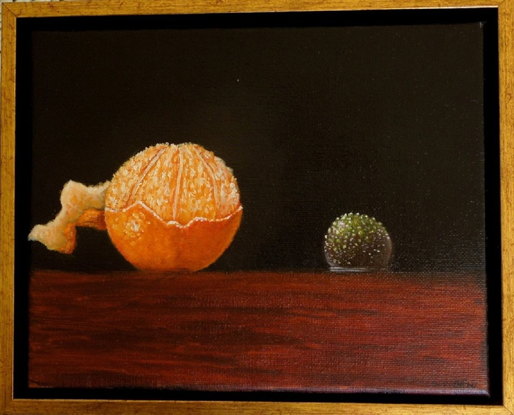 Tangerine and Truffle - Image 0