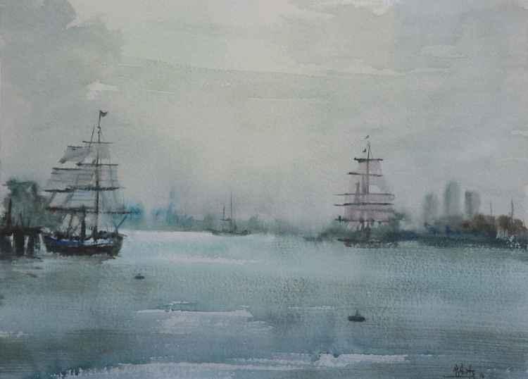 Tall Ships Festivals, London