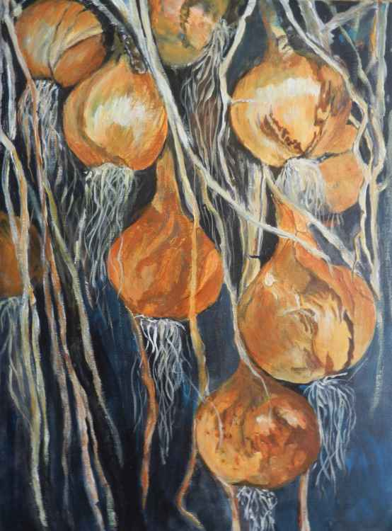 Yellow onions -