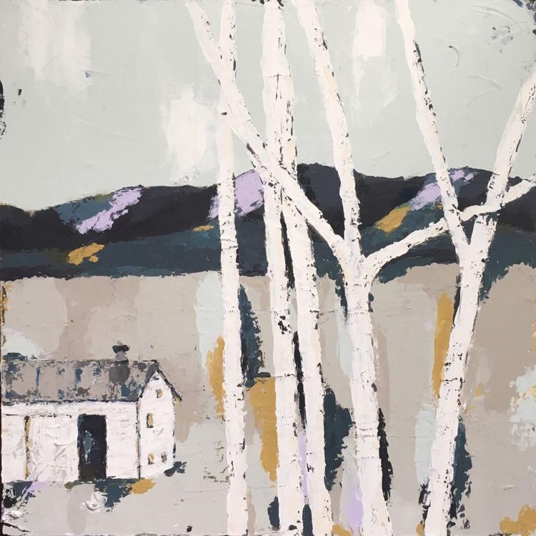 MTN 110, Landscape Painting - Image 0